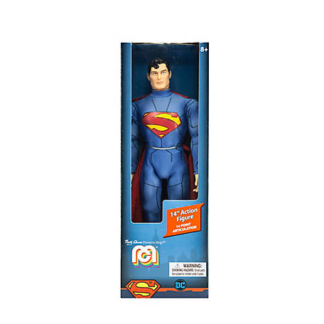 Mego Action Figure, 14 in. DC Comics Superman 52 (Limited Edition Collector's Item), 62890