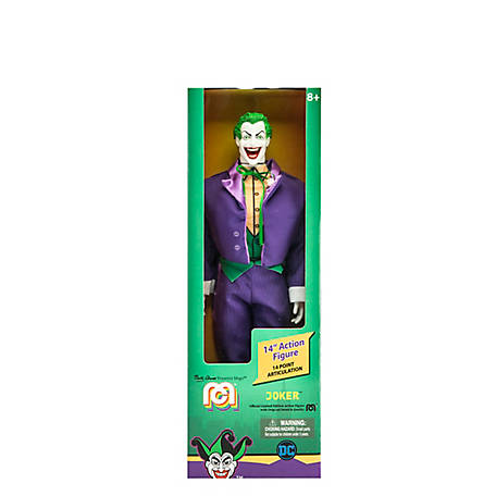 Mego Action Figure, 14 in. DC Comics Joker 52 (Limited Edition Collector's Item), 62891