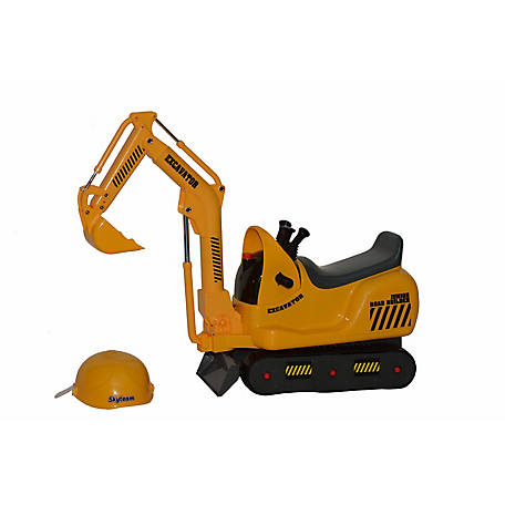 Skyteam Technology Skyteam Technology Micro Construction Excavator Ride-On, 82828