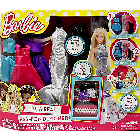 Barbie Be A Fashion Designer, 7039516