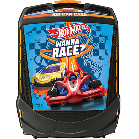 Hot Wheels Hot Wheels 100 Car Storage Case, 20135
