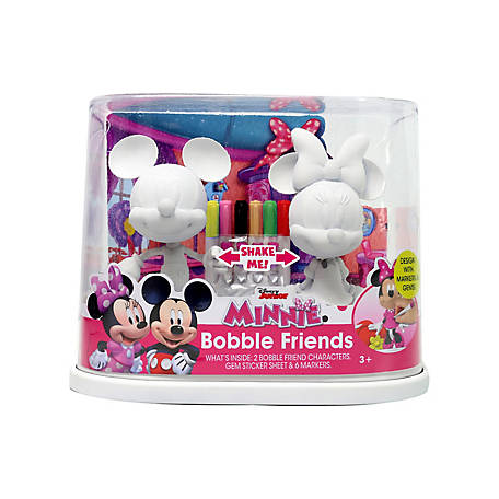Disney Junior Minnie & Mickey Bobble Friends Coloring Activity Set, 94384