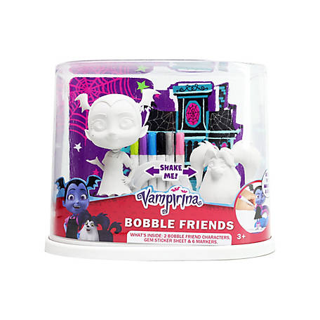 Vampirina Bobble Friends Coloring Activity Set, 94720
