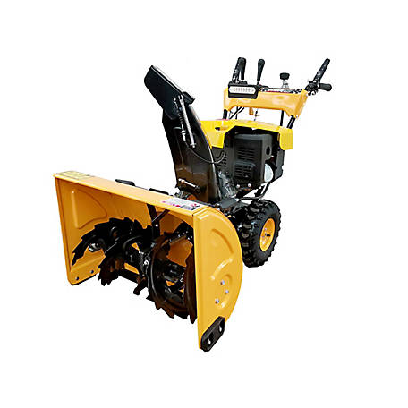 Massimo 302cc Electric Start Gas Snowblower, SNBLA-MS1130S