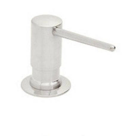ROHL Lux Soap/Lotion Dispenser, Polished Nickel, RHL-LS750LPN