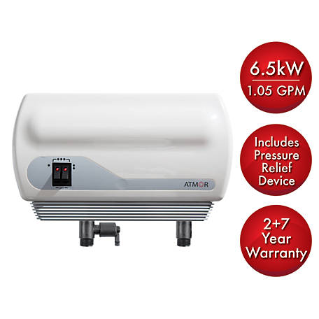 ATMOR 6.5 kW Electric Tankless Water Heater, AT900-06
