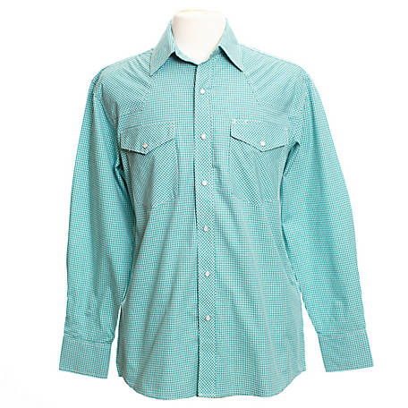 Wyoming Traders Men's Western Shirt #1, SP1