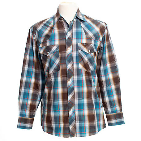 Wyoming Traders Men's Western Shirts #2, SP2