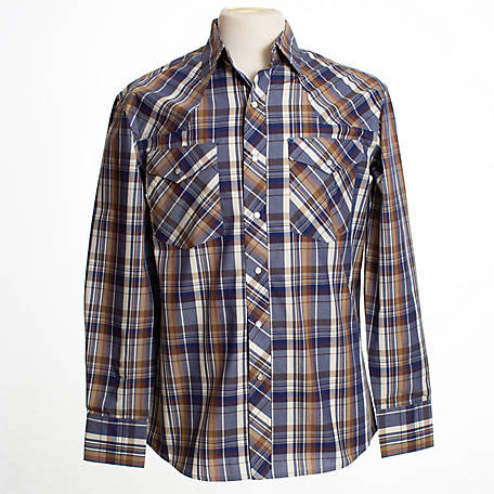 Wyoming Traders Men's Western Shirts #3, SP3