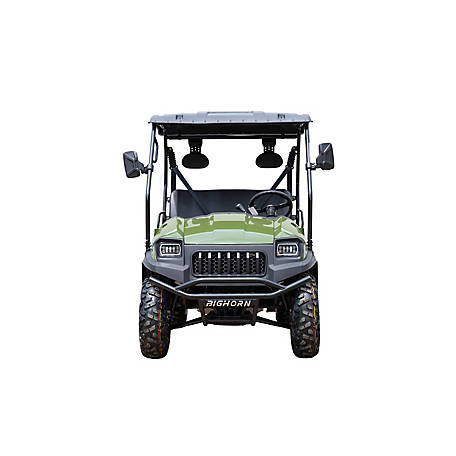 Bighorn UTV Homestead 200 HL, Green, TSC-CUV:200-VXL-GREEN