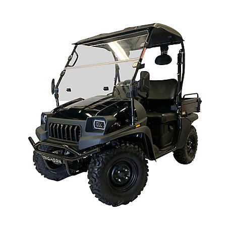 Bighorn Homestead Hl 200 UTV, Black, TSC-CUV:200-VXL-BLACK