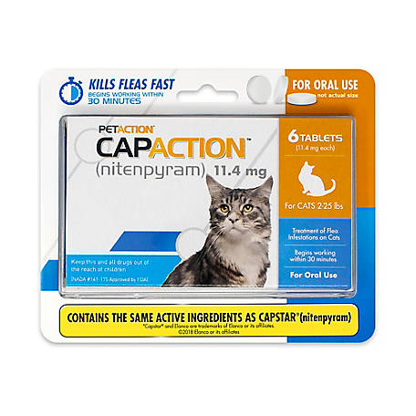 PetAction Capaction Cats,  911550050006