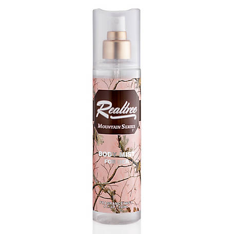 Realtree Women's Mountain Series for Her 8 oz. Body Mist