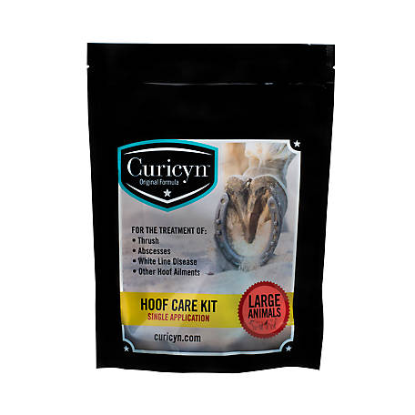 Curicyn Hoof Care, Single Pack, HK1601L-EA