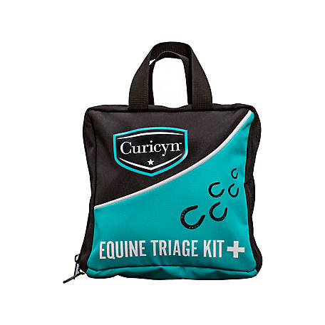 Curicyn Equine Triage Kit, 36 Piece., EK0001-EA