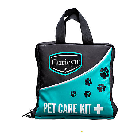 Curicyn Pet Care Kit, 35 Peice., PK0001-EA