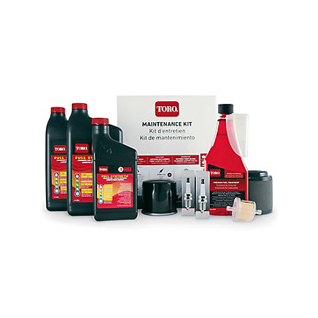 Toro Twin Cylinder Engine Maintenance Kit, 139-0649