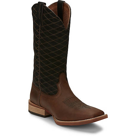 Justin Men's Cattler, Brown, 7315