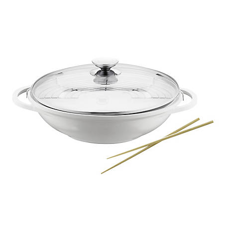 Berndes Vario Click Pearl Induction Wok 13.5 in., 632139, 632139