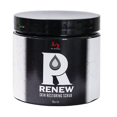 Sullivan Supply Renew Skin Restoring Scrub, RENEW