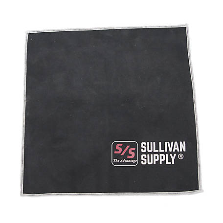 Sullivan Supply Pocket Towel Microfiber Cleaning Towel, PTM