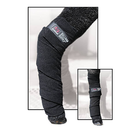 Sullivan Supply Leg Dress Wraps, LD