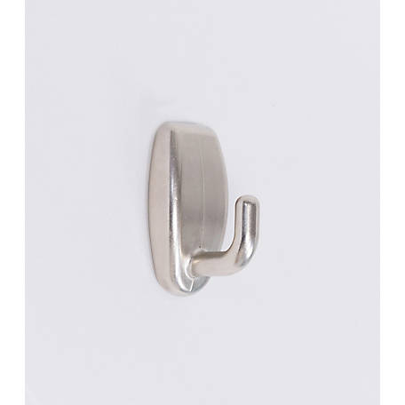 Hangman Snap Hook, Brushed Nickel, 2 Pack, SH-BN-2PK