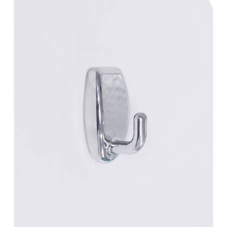 Hangman Snap Hook, Chrome, 2 Pack, SH-CH-2PK