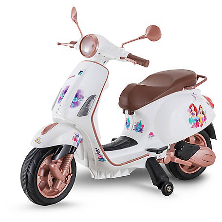 Kid Trax Princess 6V Vespa Scooter, KT1510