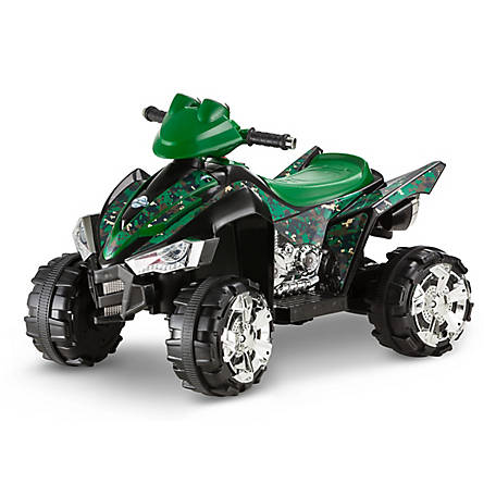 Kid Trax ATV Camo, Quad, KT1165