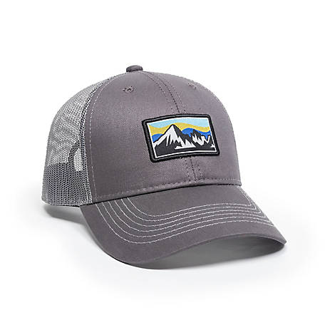 Outdoor Cap Moutains Meshback Cap, TS233530