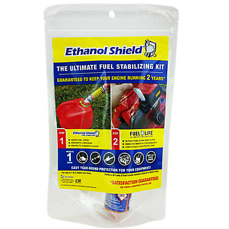 Ethanol Shield Ethanol Shield Ultimate Fuel Stabilizer Kit, 7-022-1