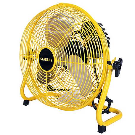 High Velocity Direct Drive Floor Fan