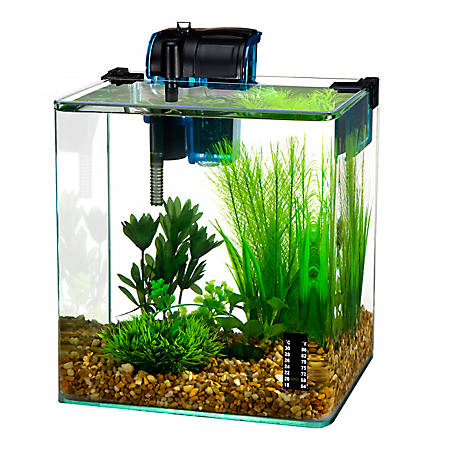 Penn-Plax Vertex Shrimp Tank Kit, 2.7 gal., WW130