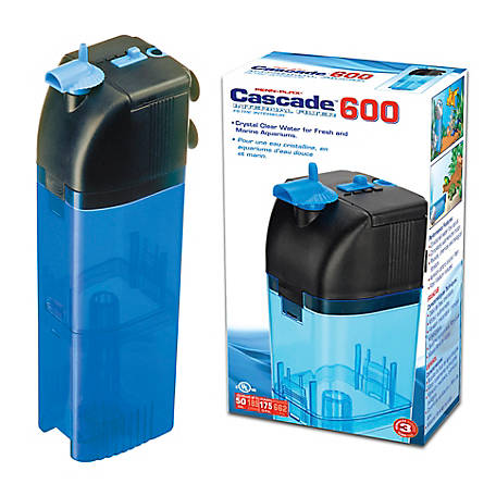 Penn-Plax Cascade 600 175 gph Up to 50 gal., CIF3