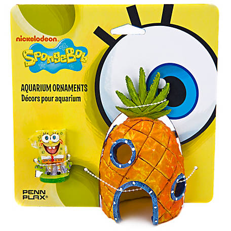Penn-Plax Spongebob Pineapple Home Combo Pack, SBCP6