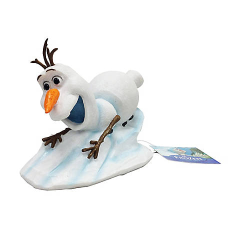Penn-Plax Disney Frozen Resin Olaf, 4.5 in., FZR2