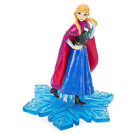 Penn-Plax Disney Frozen Resin Anna 5 in., FZR5