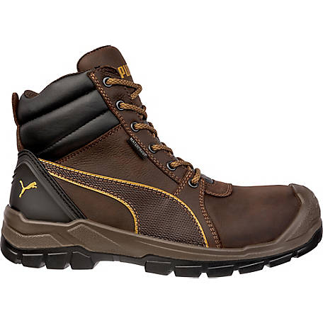 Puma Men's Tornado 6 in. Water Proof Work Boot, 630785