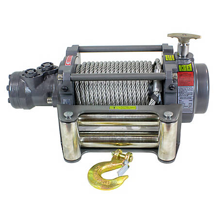 DK2 Warrior Winches 10,000 lb. NH Series Hydraulic Winch-10000NH