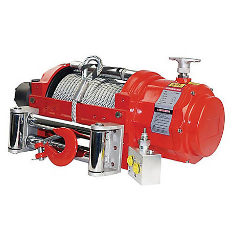 DK2 Warrior Winches 10,000 lb. Hydraulic Winch- 10000NW