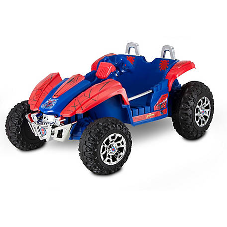 Kid Trax Spiderman 12V Dune Buggy, KT1311