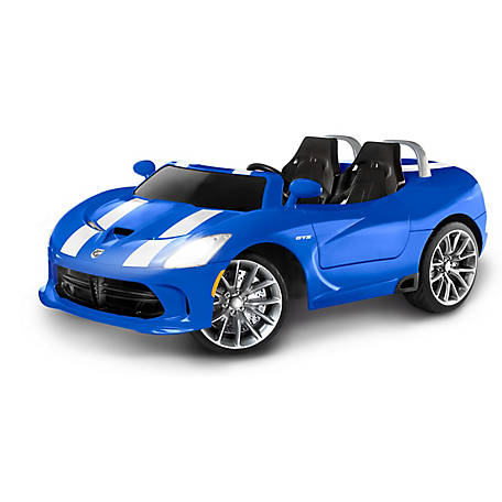 Kid Trax Dodge Viper Sports Car, 12V, KT1124WM