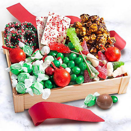 CY Chocolates Christmas Candy Crate, AC2027