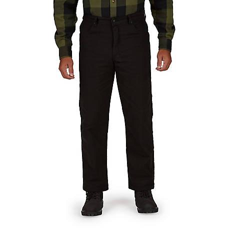 SMITHS Mens 5 Pocket Stretch Canvas Pant