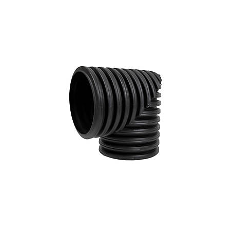Neat Distributing HDPE 90 Degree Elbow, 24 in., 2490DE