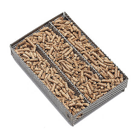 A-MAZE-N Maze Smoker Pre-filled with Hickory Pellets, AZACC065840066