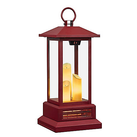 Duraflame 28 in. Electric Lantern, Cinnamon, 10ILH118-03