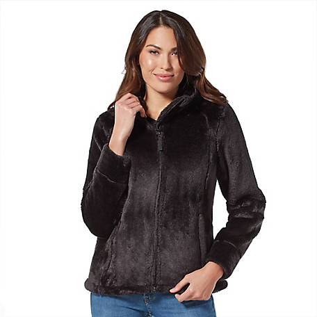 Free Country Women's Alpine Plush Pile Jacket