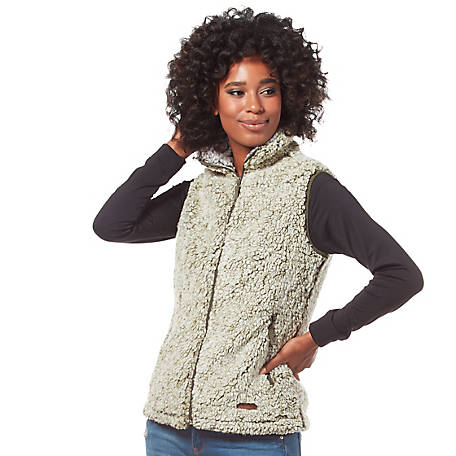 Free Country Women's Frosty Pile Vest